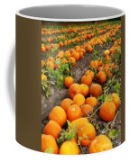 Pumpkin Patch Coffee Mug