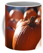 Pumpkin Patch Farm Coffee Mug