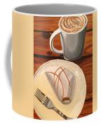 Pumpkin Scone And Pumpkin Latte Coffee Mug