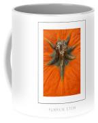 Pumpkin Stem Poster Coffee Mug