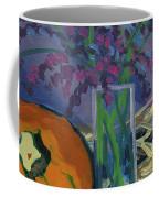 Pumpkins And Wheat Coffee Mug