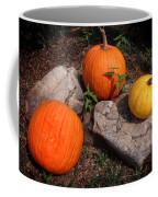 Pumpkins For October  Coffee Mug