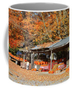 Pumpkins For Sale Coffee Mug