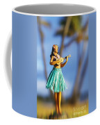 Punaluu, Hula Doll Coffee Mug