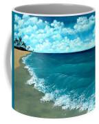 Punta Cana Beach Coffee Mug