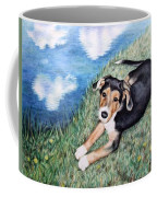Puppy Max Coffee Mug