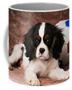 Puppy With Ball Coffee Mug