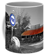 Pure Gas Station Coffee Mug