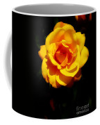 Pure Yellow Petals Coffee Mug