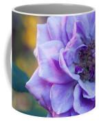 Purple Rose Glow Coffee Mug