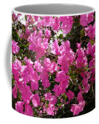 Purple Abundance Coffee Mug