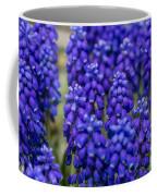 Purple And Blue Coffee Mug