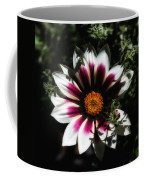 Purple And Orange Glow Coffee Mug