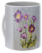 Purple Asters II  Coffee Mug