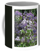 Purple Azaelas Coffee Mug