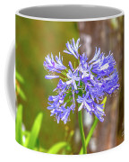 Purple Bells And Blossoms Coffee Mug