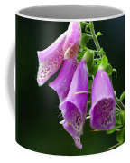 Purple Bells Horizontal Coffee Mug