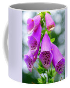 Purple Bells Coffee Mug