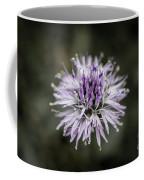Purple Bloom Coffee Mug