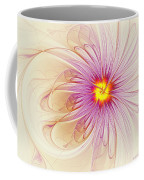 Purple Blossom Coffee Mug