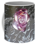Purple Blossom Coffee Mug