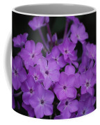 Purple Blossoms Coffee Mug