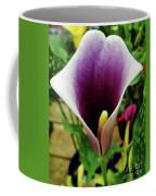 Purple - Calla Lily - Bloom Coffee Mug