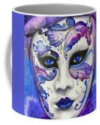 Purple Carnival Coffee Mug