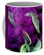 Purple Cauloflower Coffee Mug