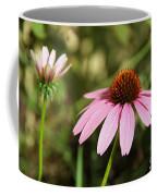 Purple Cone Flower Coffee Mug