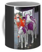 Purple Cow 2 Coffee Mug