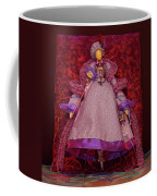 Purple Doll Coffee Mug
