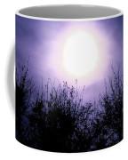 Purple Eclipse Coffee Mug