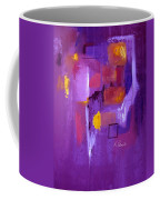 Purple Enclosure Coffee Mug