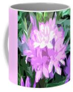 Purple Fades To Lilac Coffee Mug