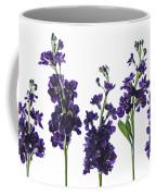 Purple Floral 1 Coffee Mug