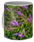 Purple Flowers Of Chiloe Coffee Mug