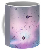 Purple Galaxy Coffee Mug