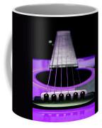 Purple Guitar 15 Coffee Mug