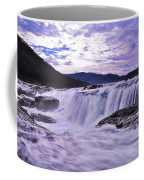 Purple Haze Waterfall Coffee Mug