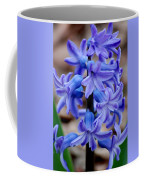 Purple Hyacinth Coffee Mug