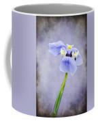 Purple Iris Coffee Mug