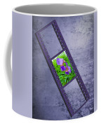 Purple Iris Passion Coffee Mug