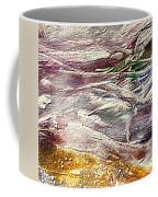 Purple Land Coffee Mug