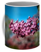 Purple Lilac Coffee Mug