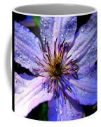 Purple Lilly Coffee Mug
