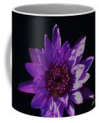 Purple Lily Monet Coffee Mug