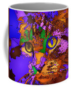 Purple Love. Pet Series Coffee Mug