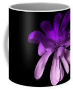 Purple Magnolia 2 Coffee Mug
