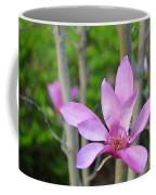 Purple Magnolia  Coffee Mug
